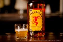 fireball shot